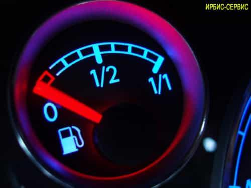 Подвоз топлива
